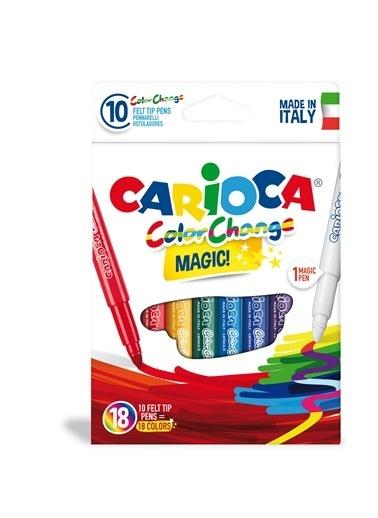 Carioca Keçeli Kalem Renkli